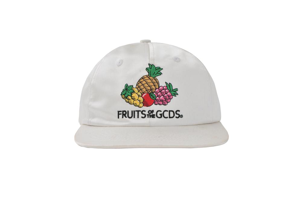 Fruits Silk Cap