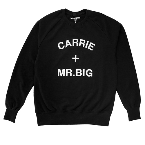 CARRIE + MR. BIG