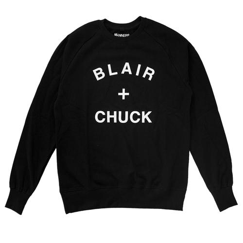 BLAIR + CHUCK