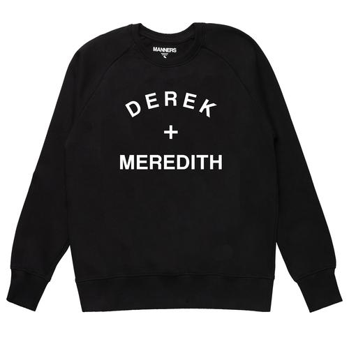 DEREK + MEREDITH