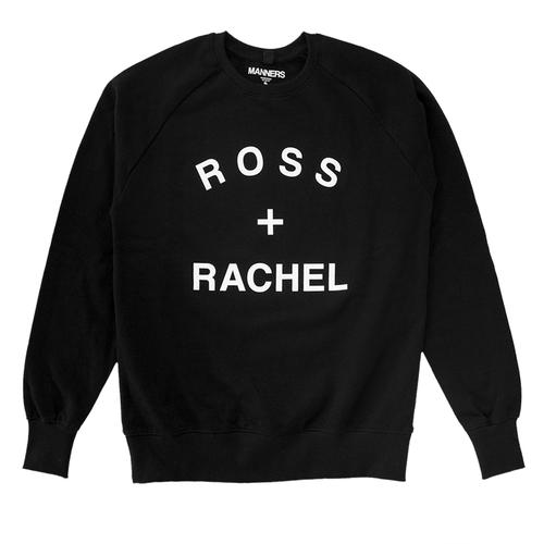 ROSS + RACHEL