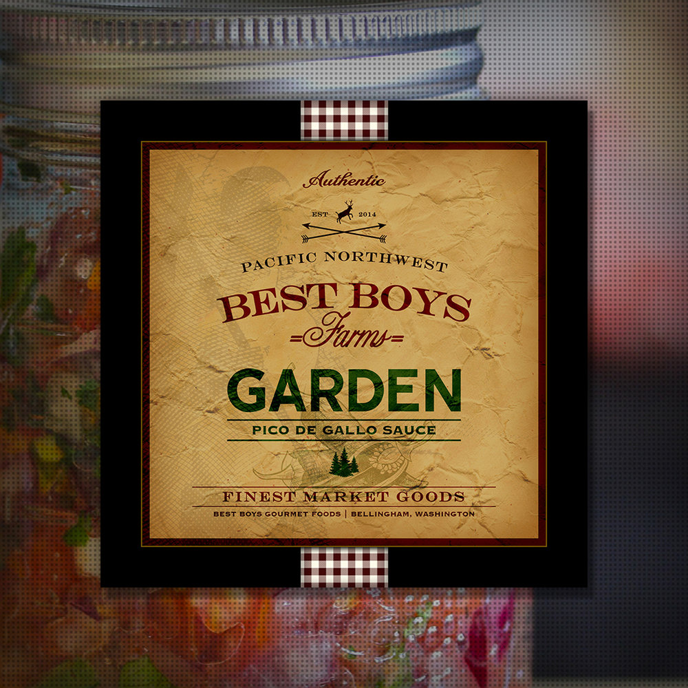 Best Boys Farms Garden Pico de Gallo