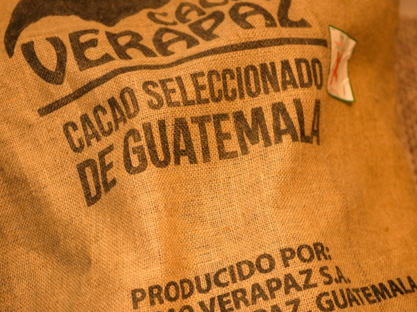 Sourcing - It's not bean-to-bar chocolate without the beans. We source fine-flavour cacao beans from small farms and fermenteries around the tropical world. We hand sort every bag of beans to ensure that only the best beans are used.