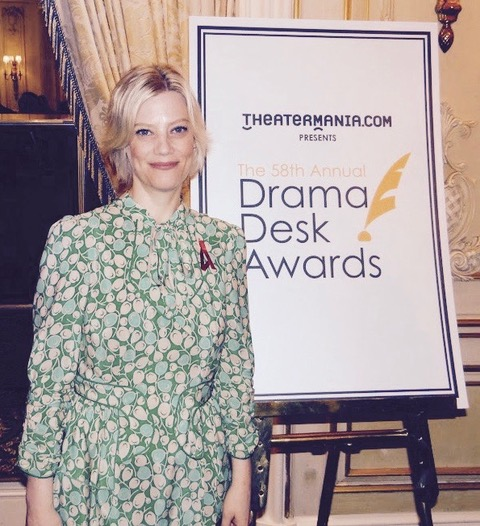 2013 Drama Desk Awards  Nominees Reception