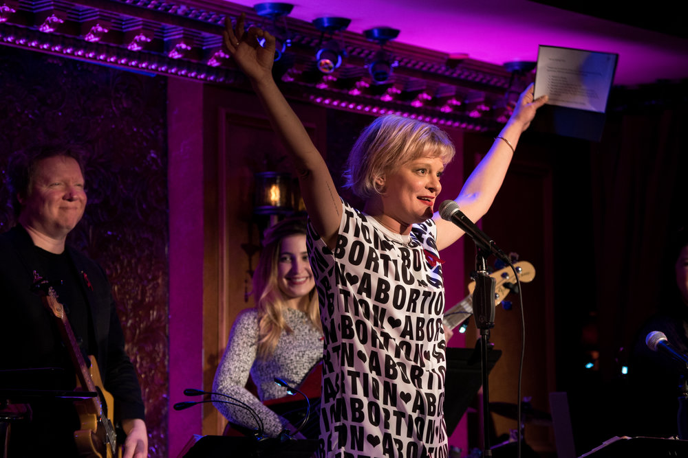 Performing at   Broadway Acts for Women 2017