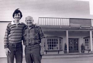 Chris & Toby, 1976