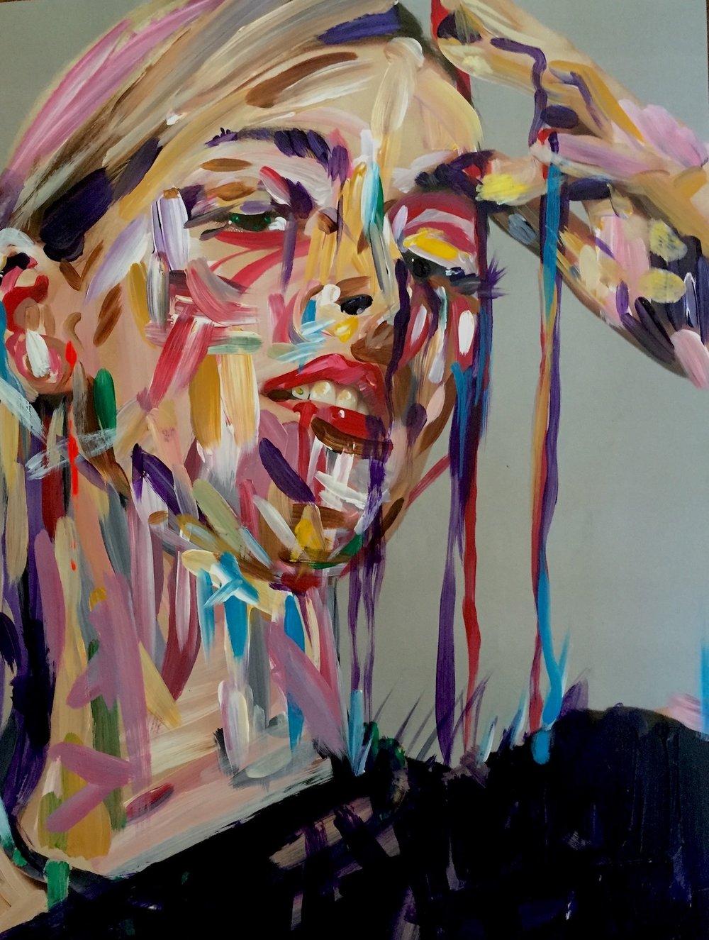 Ribbon reflection 2015