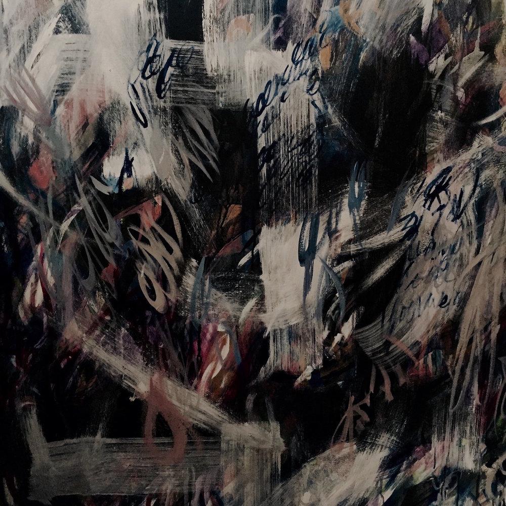 Second Avenue, Acrylic on Canvas 2015