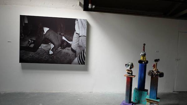 Look No Further ( Curator /Artist ) Hackney Wick