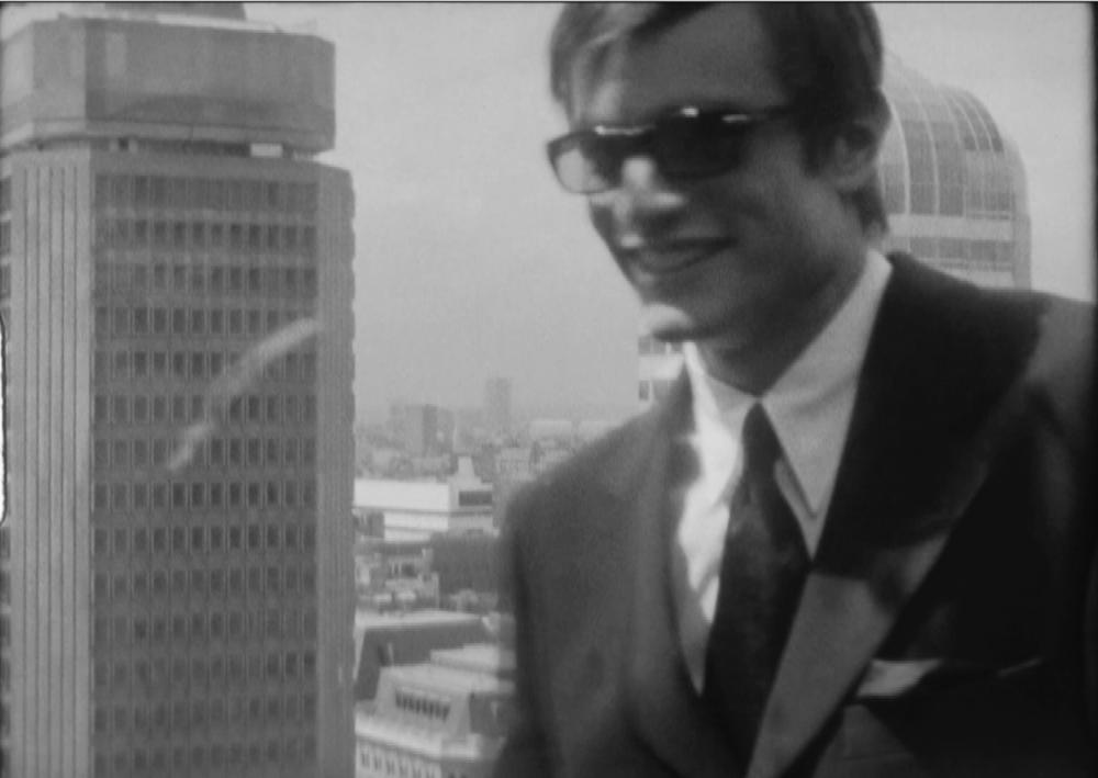 Film Still from super 8 film , London Boys
