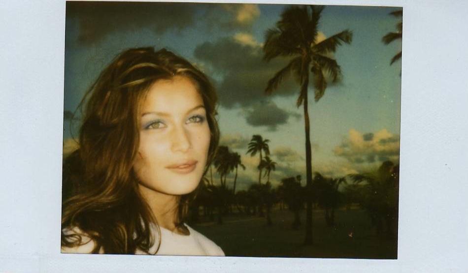 Laetita Costa from my polaroid series