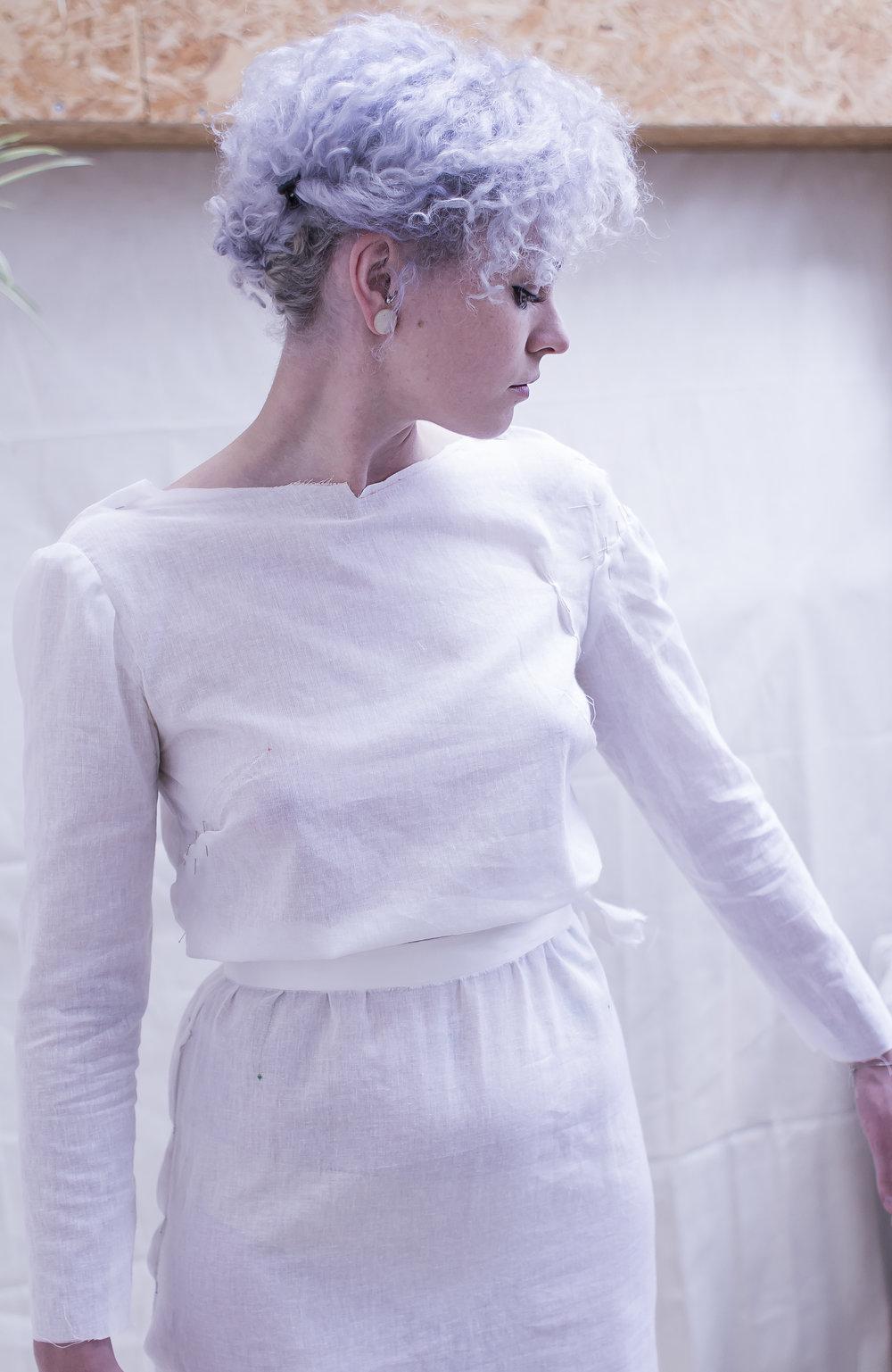 L'Atelier-Bruxelles / robe de mariée sur mesure