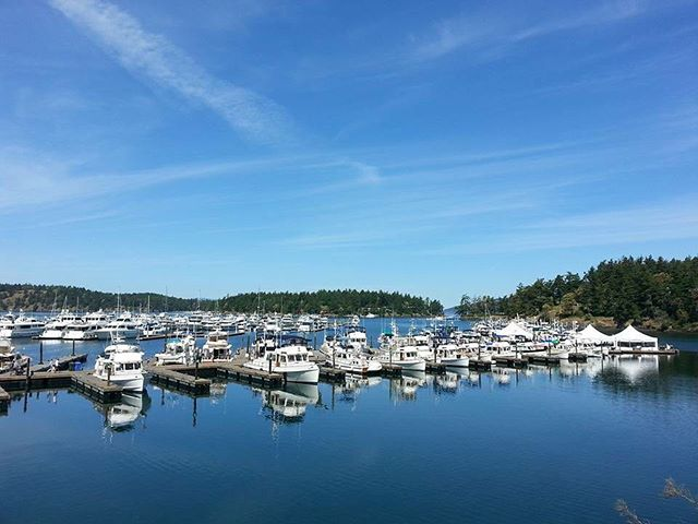 Throwback to a great day at the Puget Sound Grand Banks Owners Association Rendezvous in Roche Harbor.