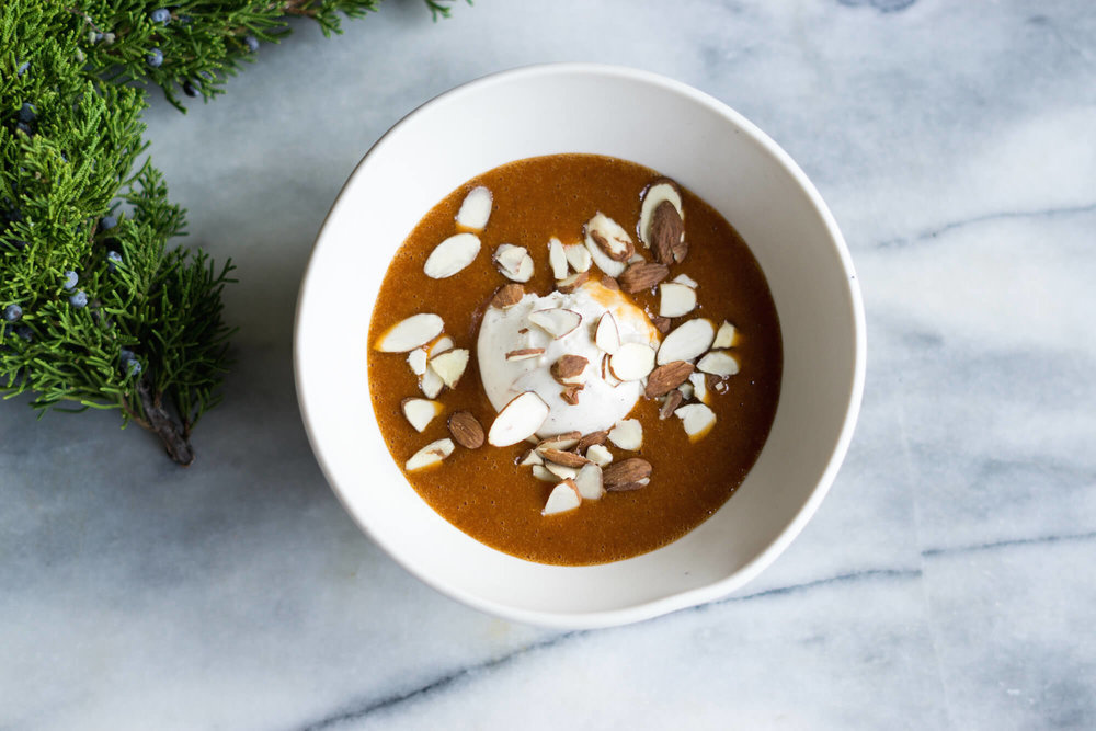 Nordic Rosehip Soup