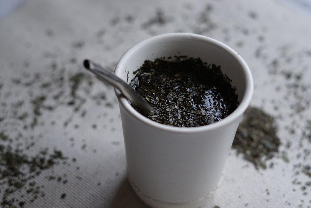 Amazon guayusa tea
