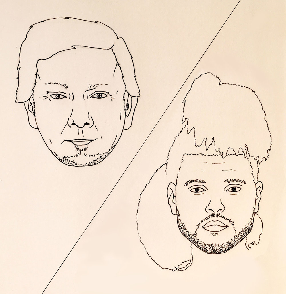 Starboy and Eckhart Tolle by N Marie