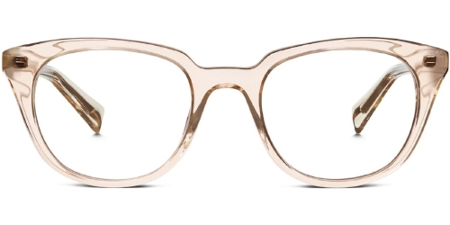 Clear frames, even though they may have peaked two years ago.