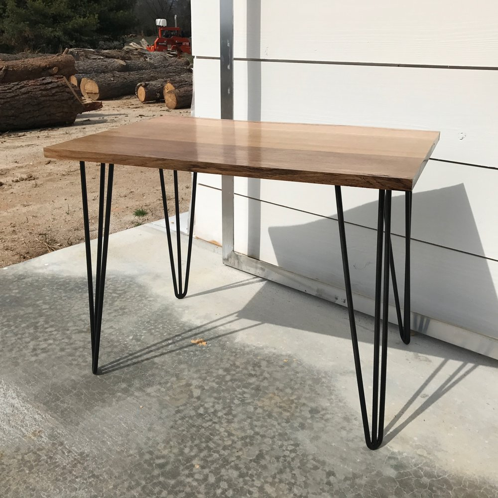 Lovely CCS Hairpin Side Table