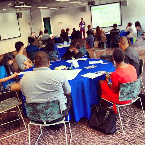 Mobilize.org 2013 Millennial Meetup, Miami FL
