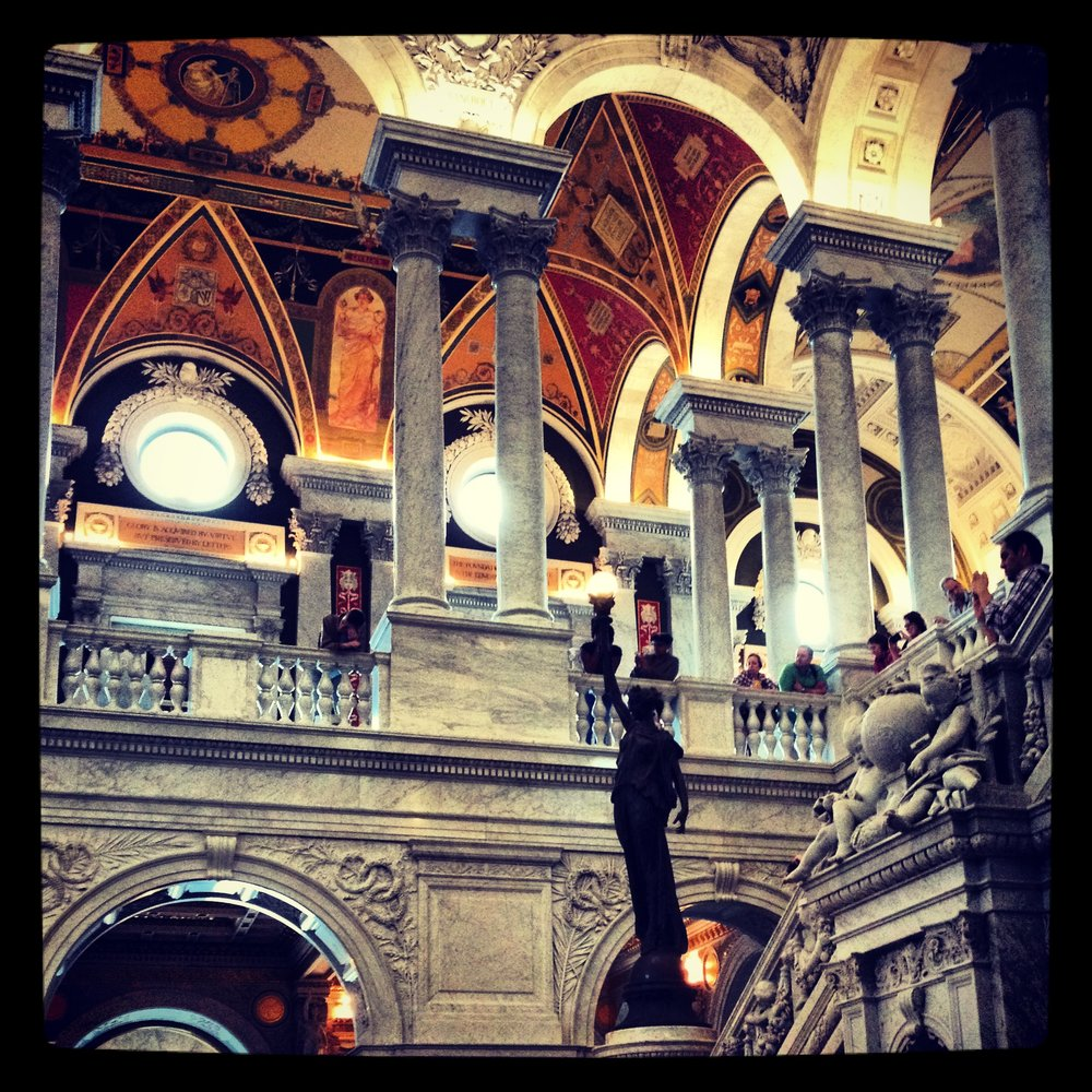 Library of Congress, 2013