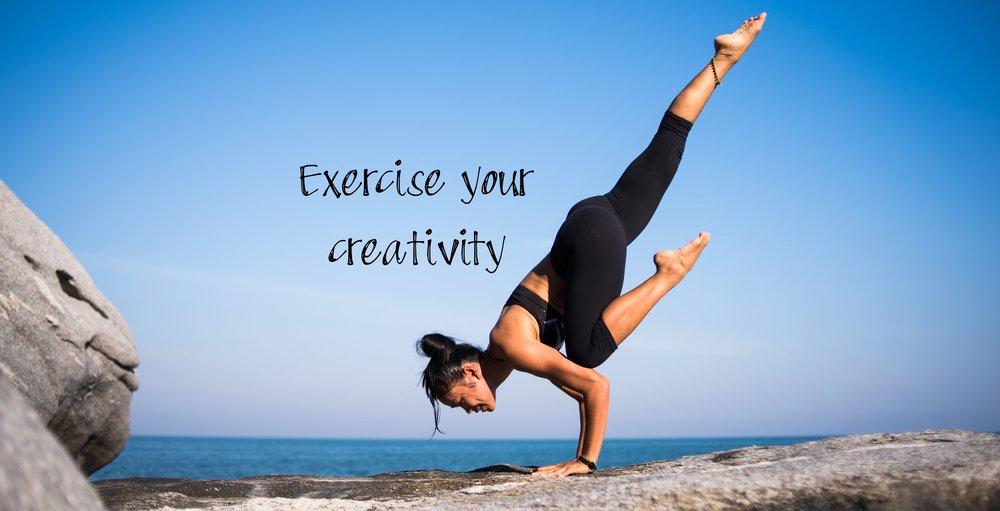 Exercise Creativity MEME.jpeg