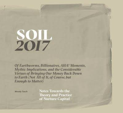 READING:  SOIL 2017 by Woody Tasch