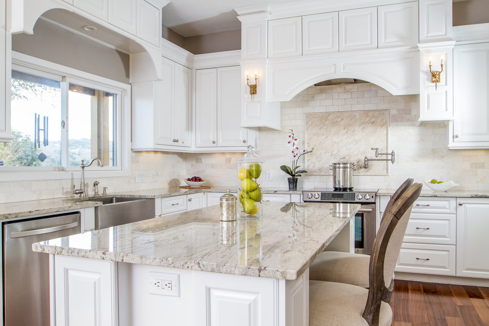 images white kitchen cabinets patrice rios 4646