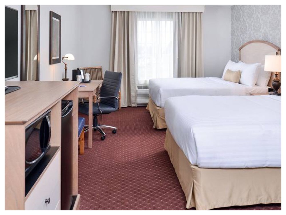 Appomattox Inn and Suites - Hotel Living