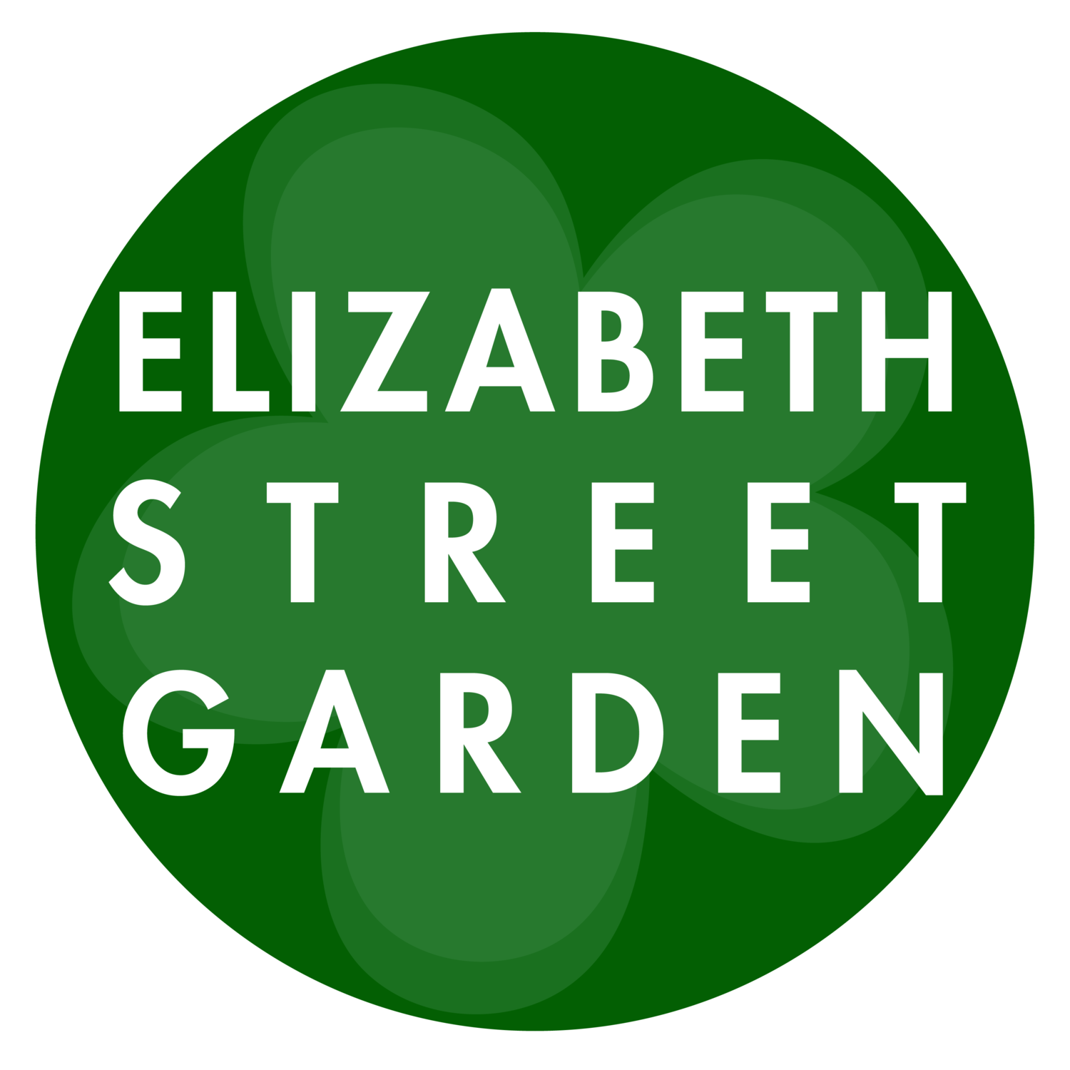 Elizabeth Street Garden - Official Website