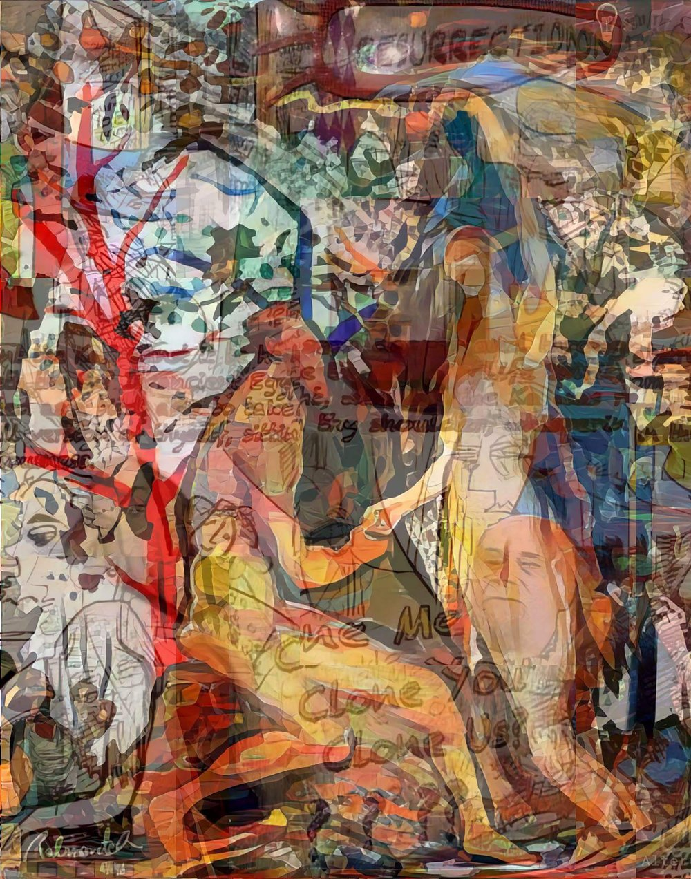 Bill Rabinovitch Inspired by the Elizabeth Street Garden.jpg