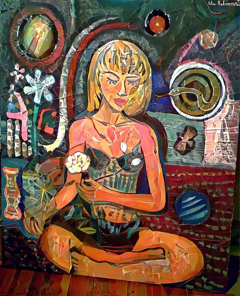 Bill- Rabinovitch -Meditating on  Beauty.jpg