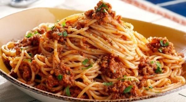 Spaghetti bolognese (Source:super-recipes)