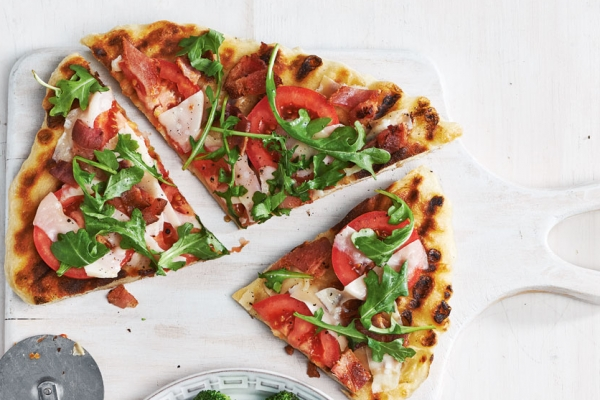 Pizza (Source:  dinedecoratedesign )