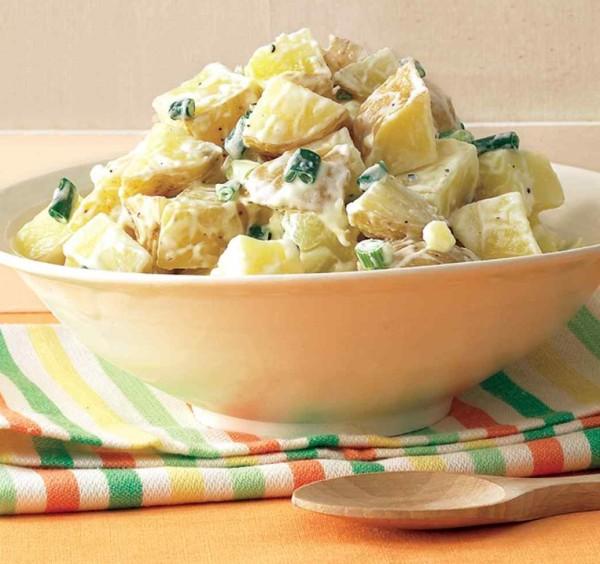 Basic potato salad (Source:marthastewart)