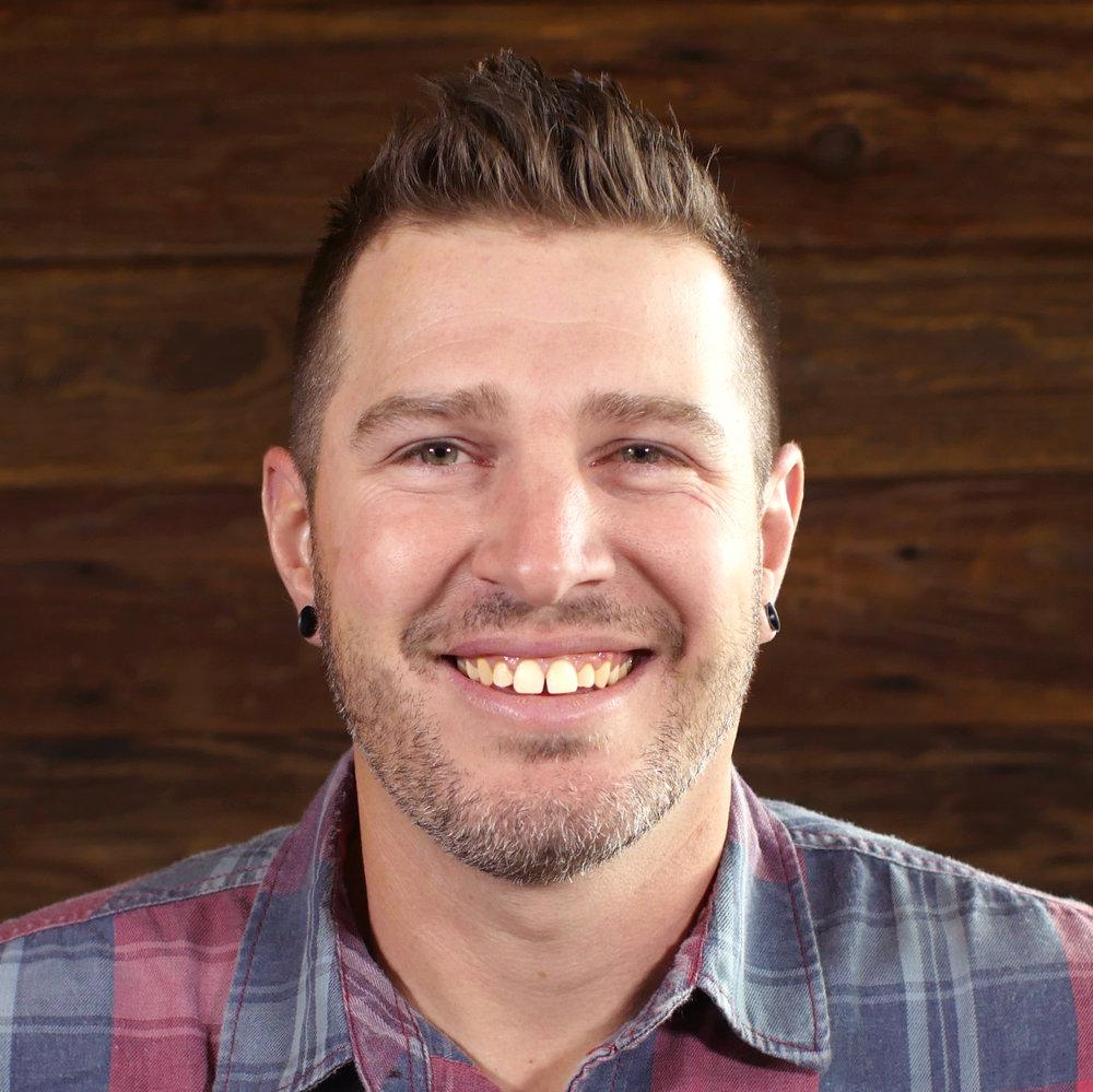 Aaron Kellar | Worship Pastor    Hillsboro Campus