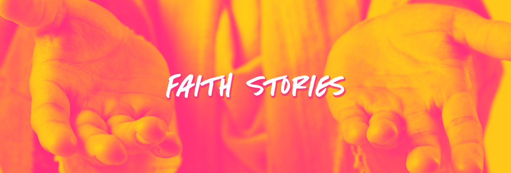 CLICK HERE TO WATCH OUR DOING GOOD   FAITH STORIES