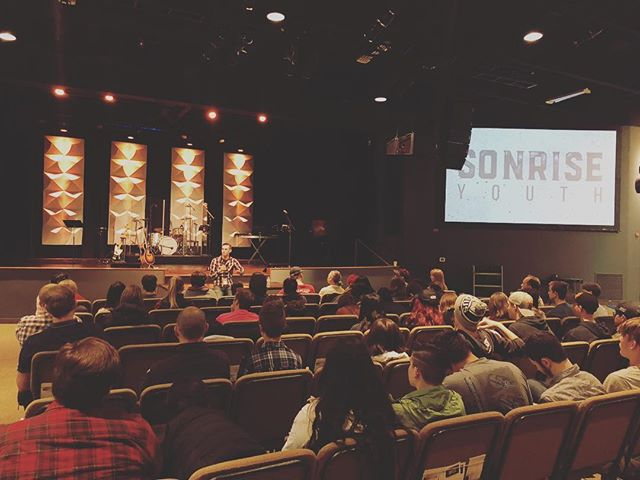God is all about redemption. He will redeem every season that feels lost. He wants to move in the midst of your weakness. #sonriseyouth