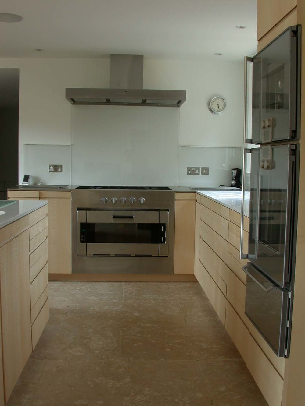 Sycamore kitchen units