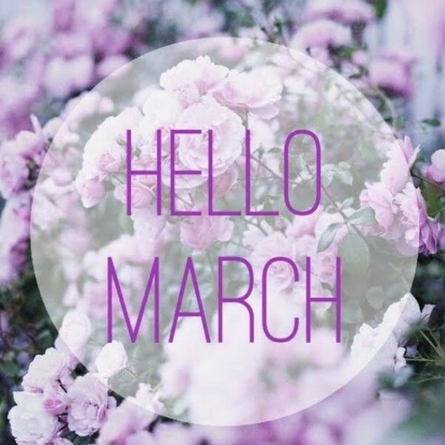 Who else is ready for Spring? 🌸 . . . #culturalmuse #aspiretounspire #hellomarch #spring2018