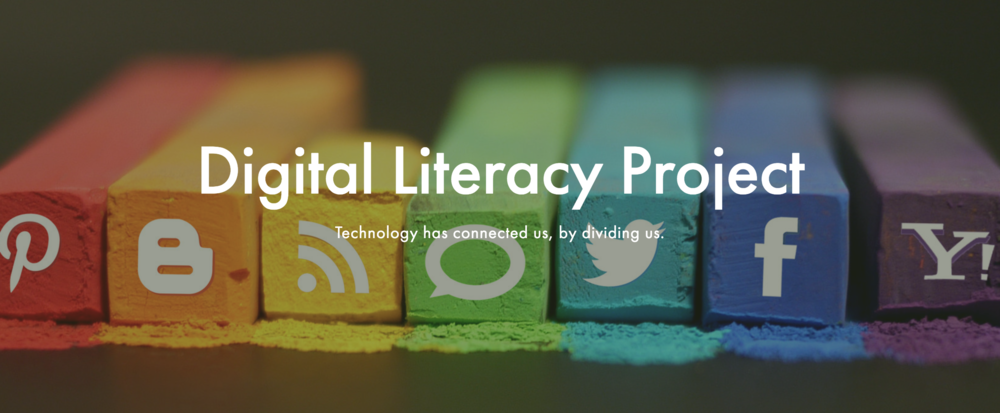 digital literacy project