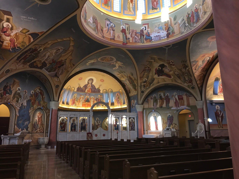 Saint Catherine Greek Orthodox Church