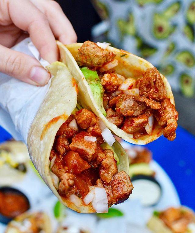 On Tuesdays we eat tacos. 📸 @bitesofthebest