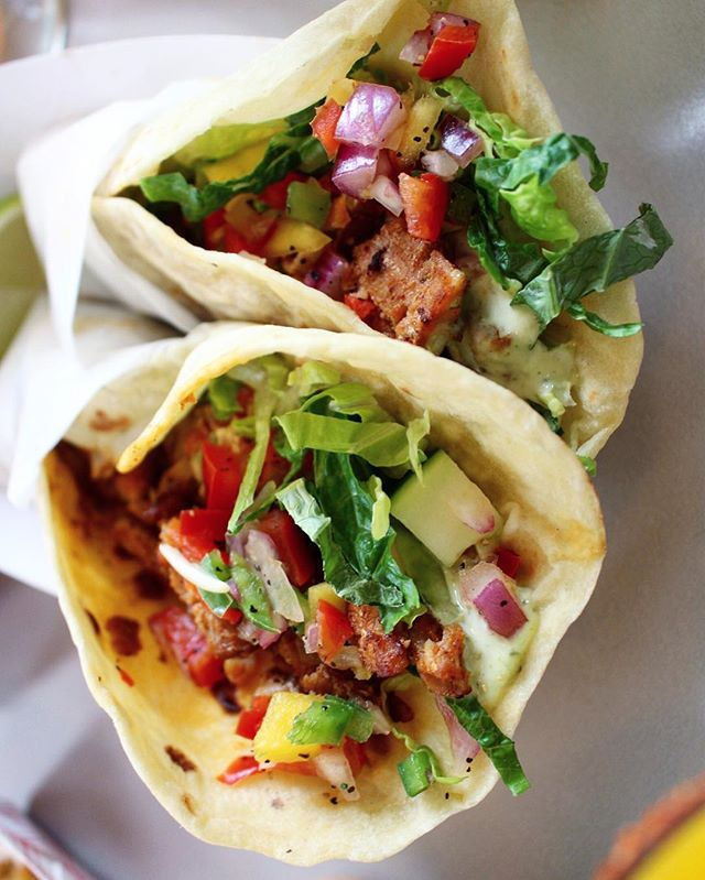 Did someone say crispy fish tacos?