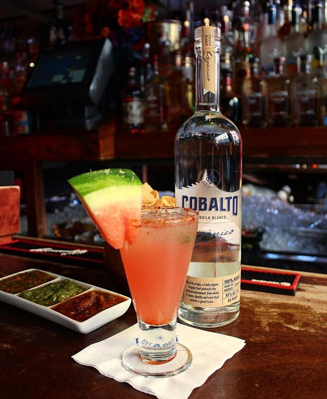 Did you know there is organic tequila?  We've got it!