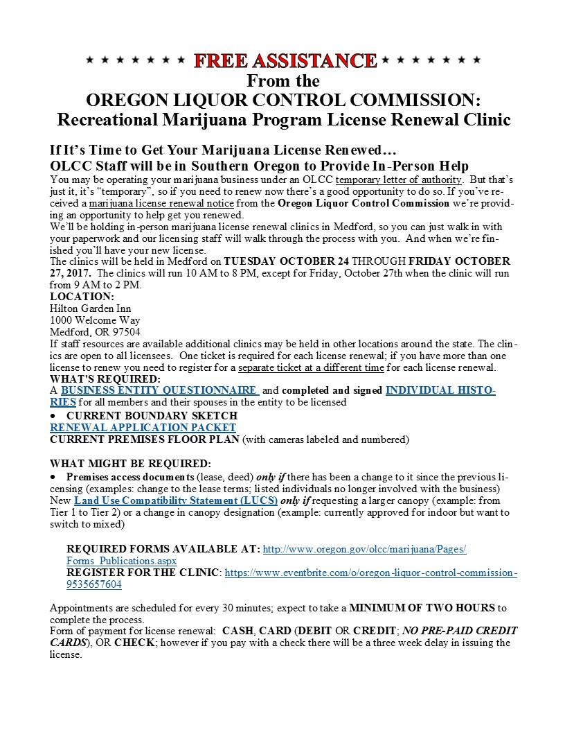 OLCC Clinic Offer.jpg
