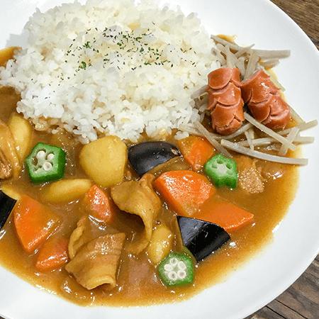 Nadeshiko's Tonkotsu Curry