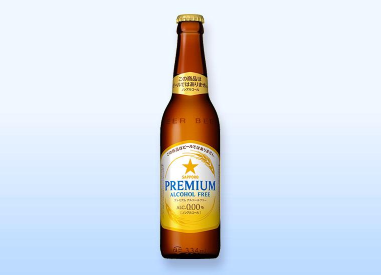 プレミアムアルコールフリー(ノンアルコールビール)  ¥ 580(税抜)
