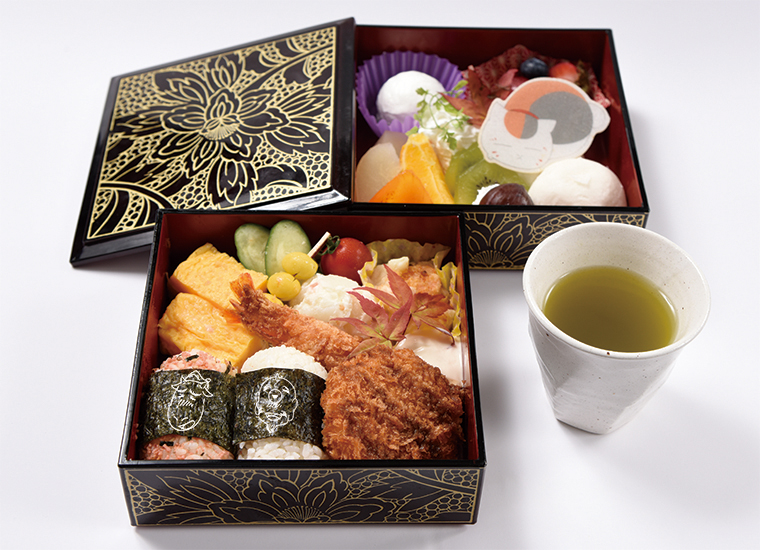 秋のおでかけピクニックセット ¥ 1,690(税抜)