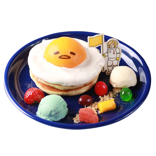 惑星きらめくパンケーキ 1,250円