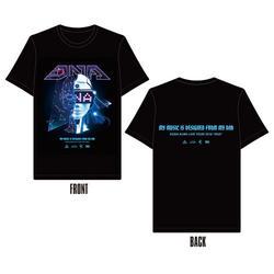 【第1弾グッズ】 TEE -DNA- (S/M/L) 3500円
